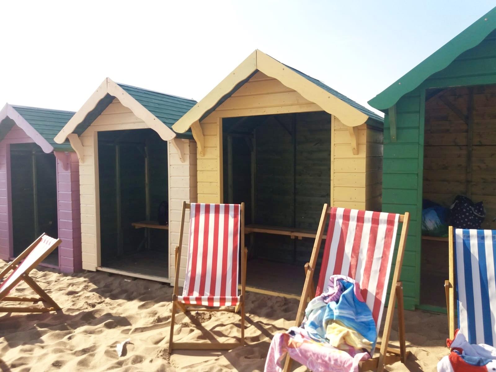 Cardiff Bay Beach 2018