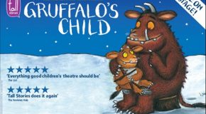 Gruffalo's Child New Theatre Cardiff