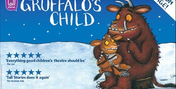 Gruffalo's Child New Theatre Cardiff