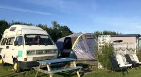 glamping Gower