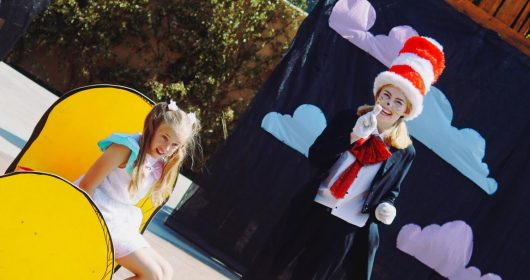 Seussical Jr Cardiff Open Air Theatre Festival