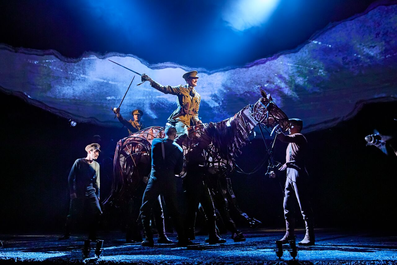 Warhorse theatre review