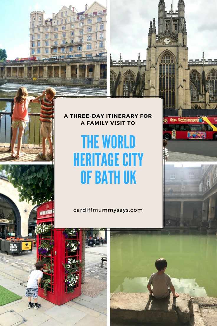 Family city break to Bath