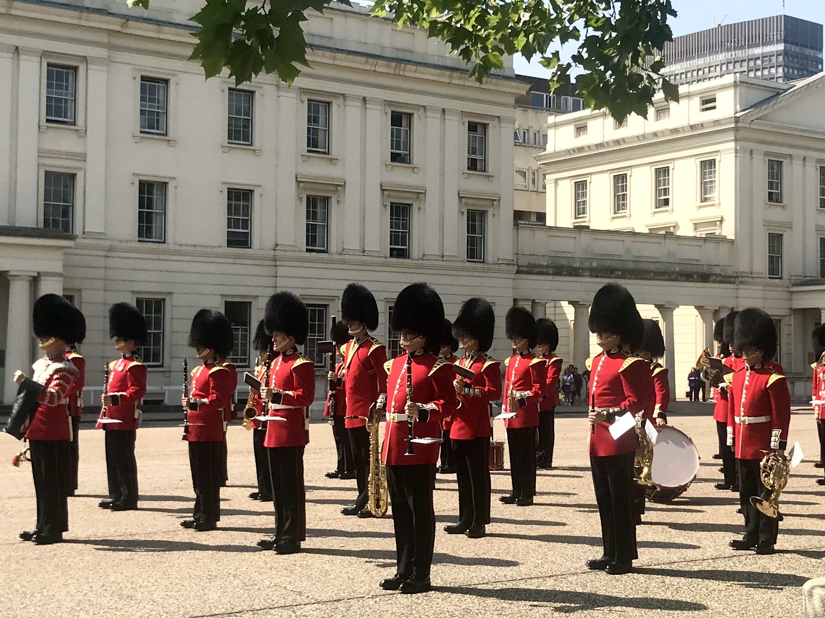 Changing Guards London