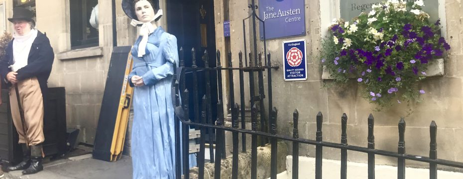 The Jane Austen Centre Bath UK