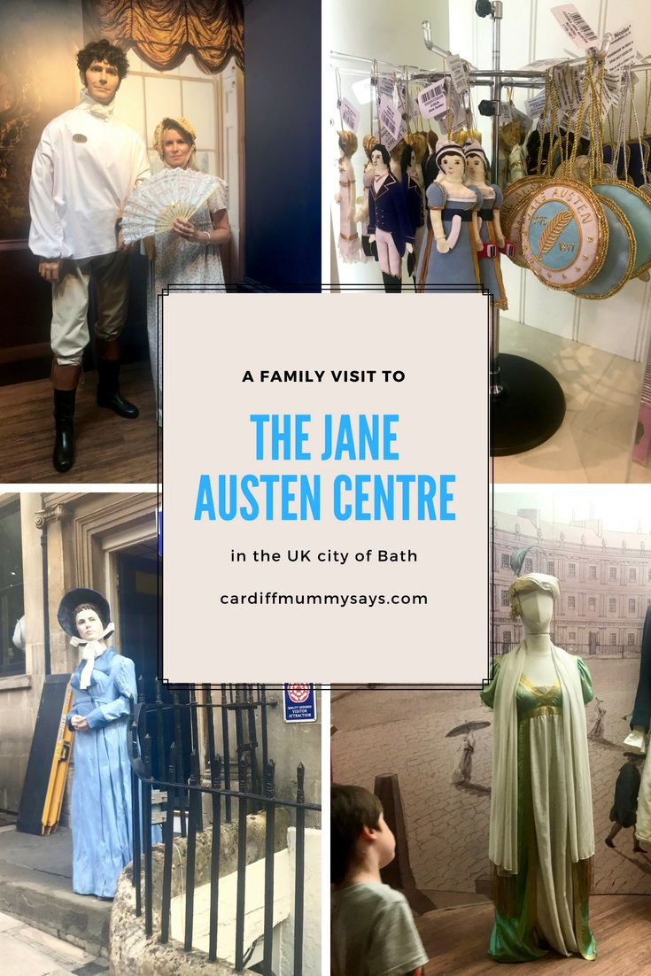 The Jane Austen Centre Bath