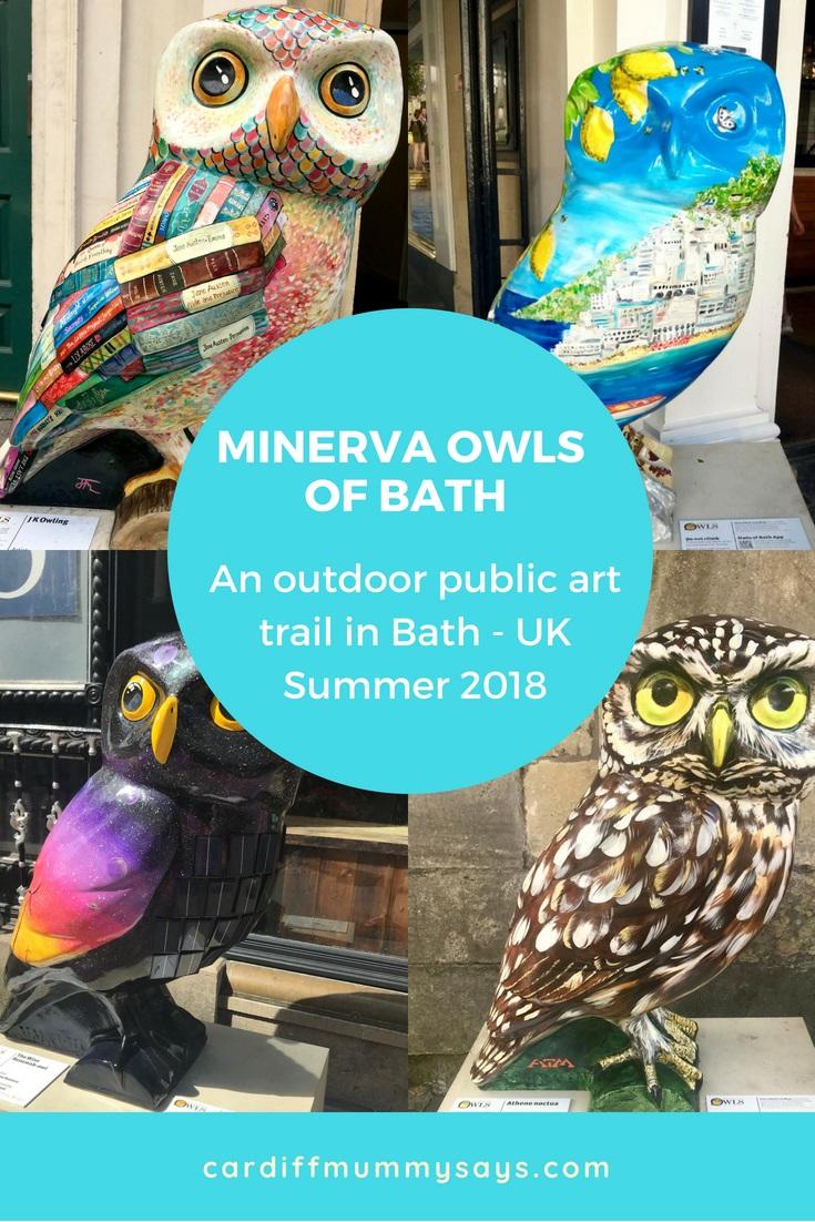 Minerva Owls of Bath