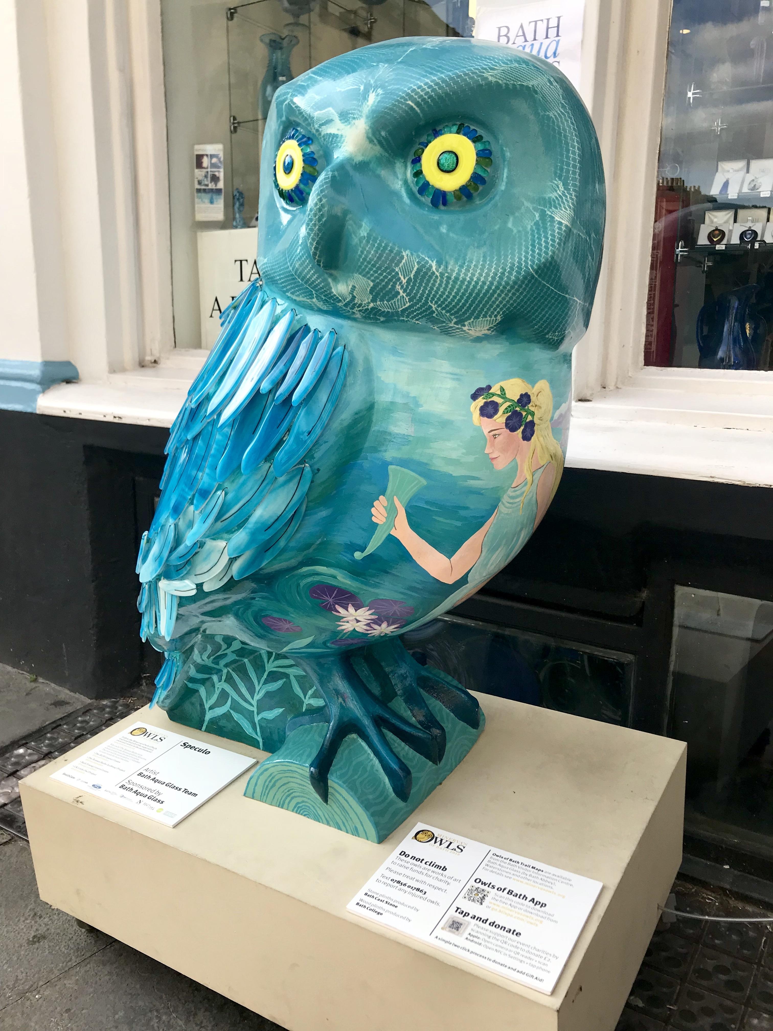 Minera Owls of Bath