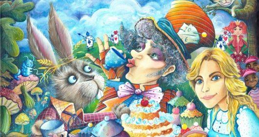 Alice in Wonderland Sherman Theatre