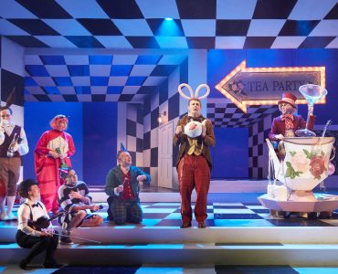 Alice in Wonderland at the Sherman Theatre