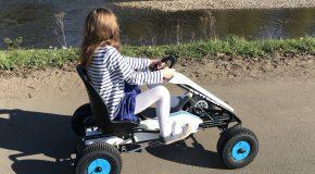 Kettler Dakar Air Go-Kart review