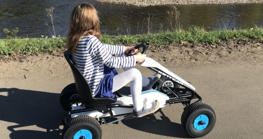 Kettler Dakar Air Go-Kart review