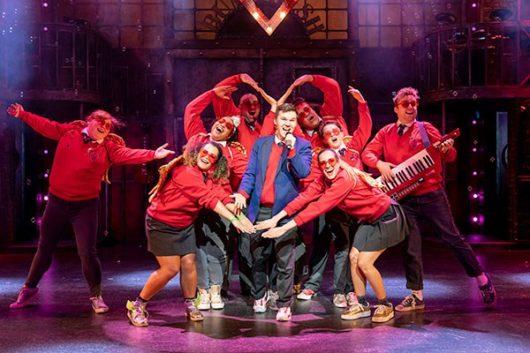 Billlionaire Boy the musical