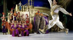 The Wonderful World of Disney on Ice at Cardiff Motorpoint Arena