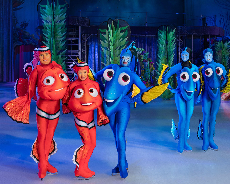 The Wonderful World of Disney on Ice at Cardiff Motorpoint Arena
