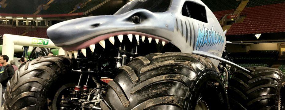 Monster Jam Cardiff