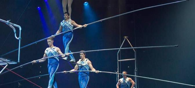 Circus Extreme Cardiff