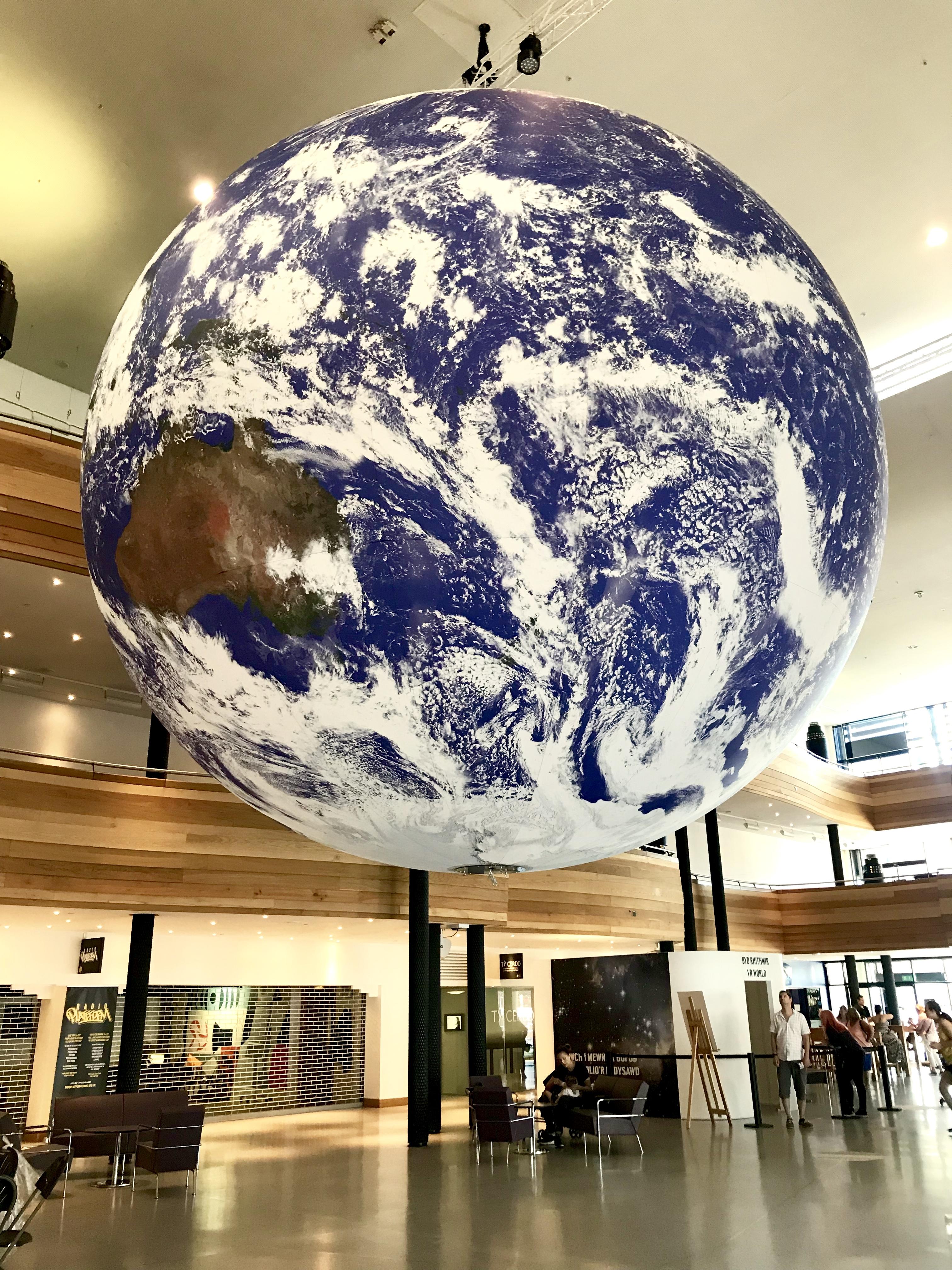 Gaia Wales Millennium Centre