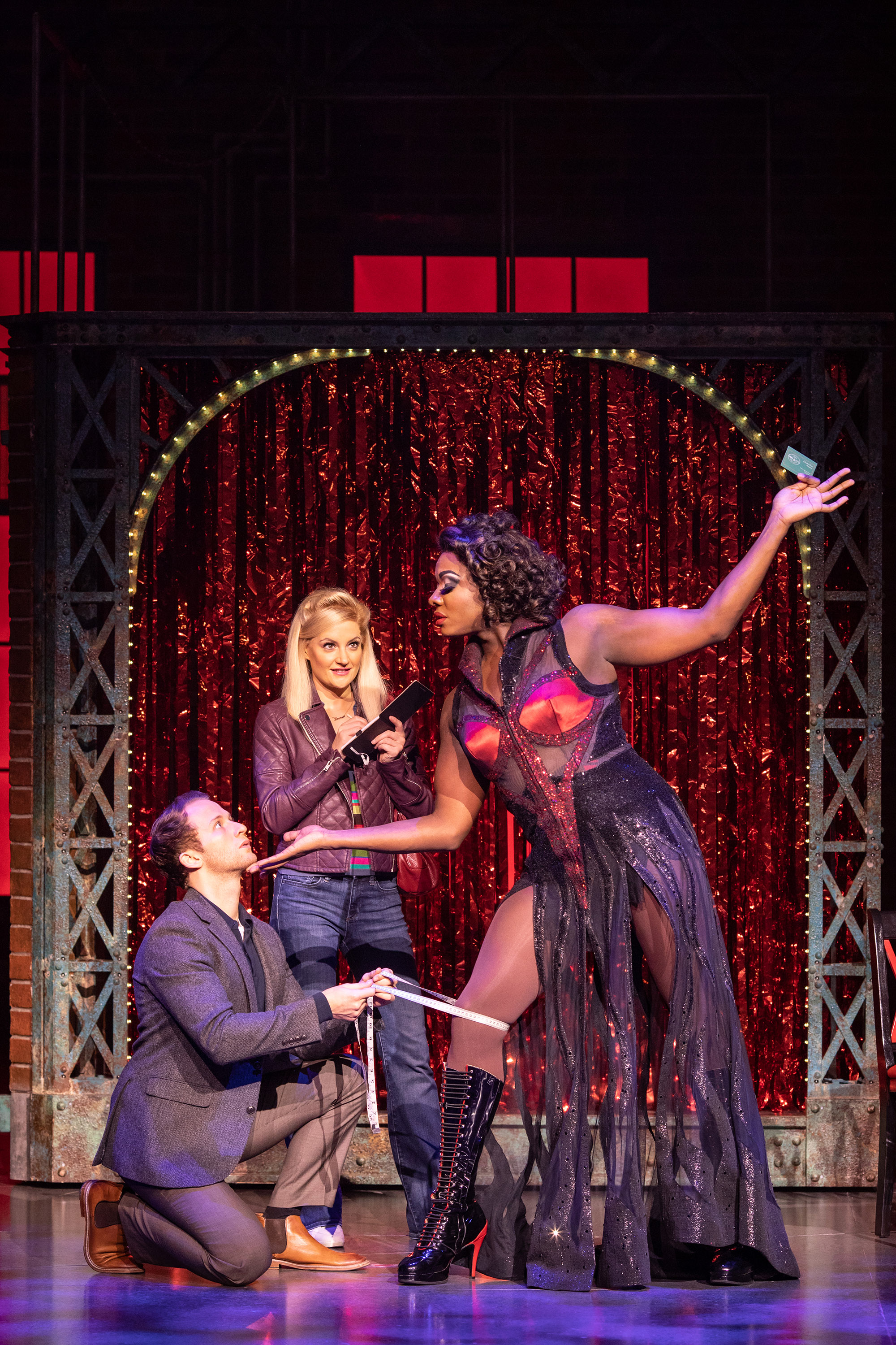 Kinky Boots Wales Millennium Centre Cardiff