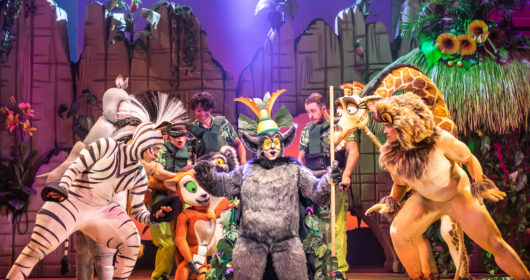 Madagascar the Musical Wales Millennium Centre