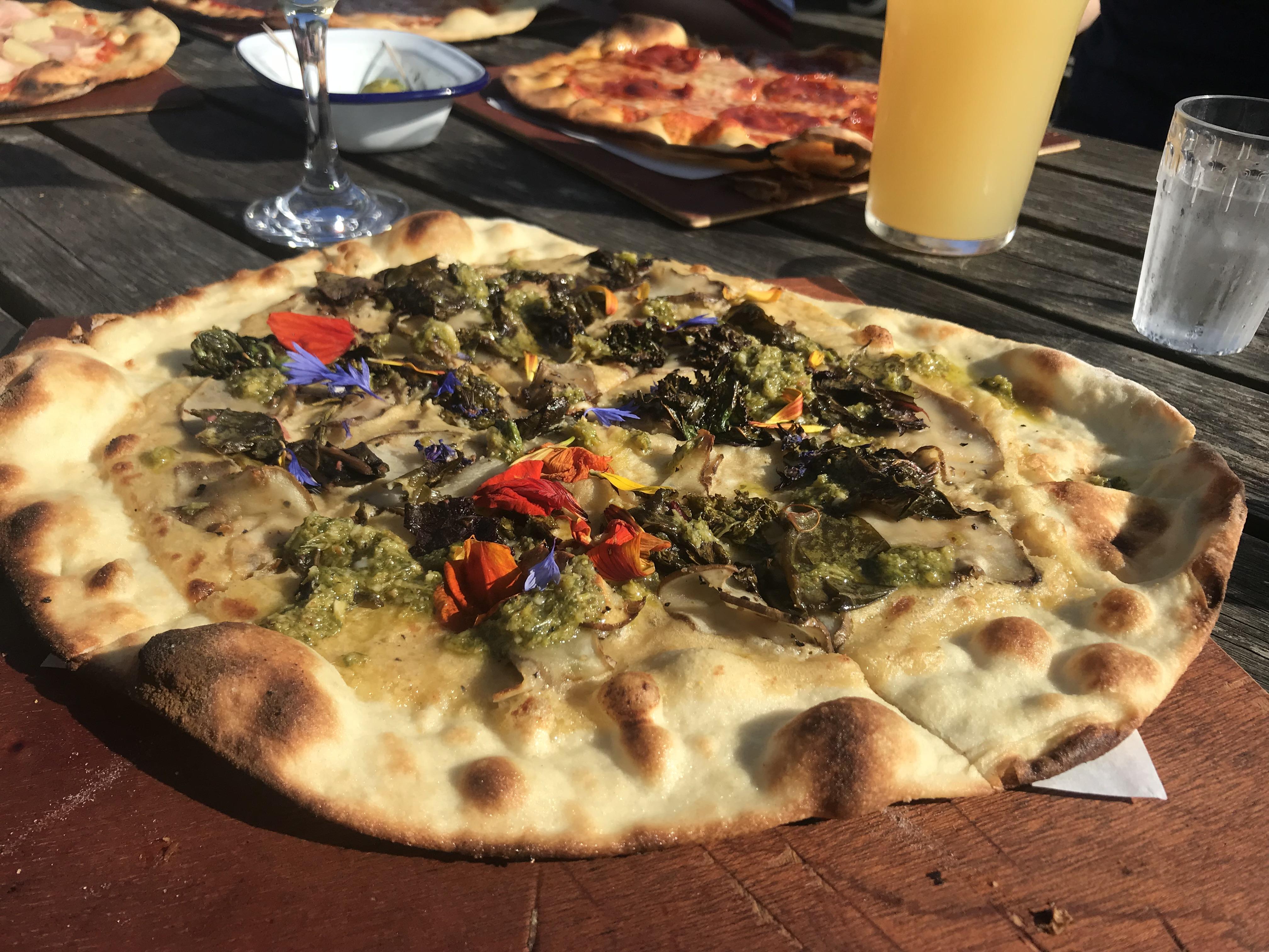 Pizza Tipi Cardigan