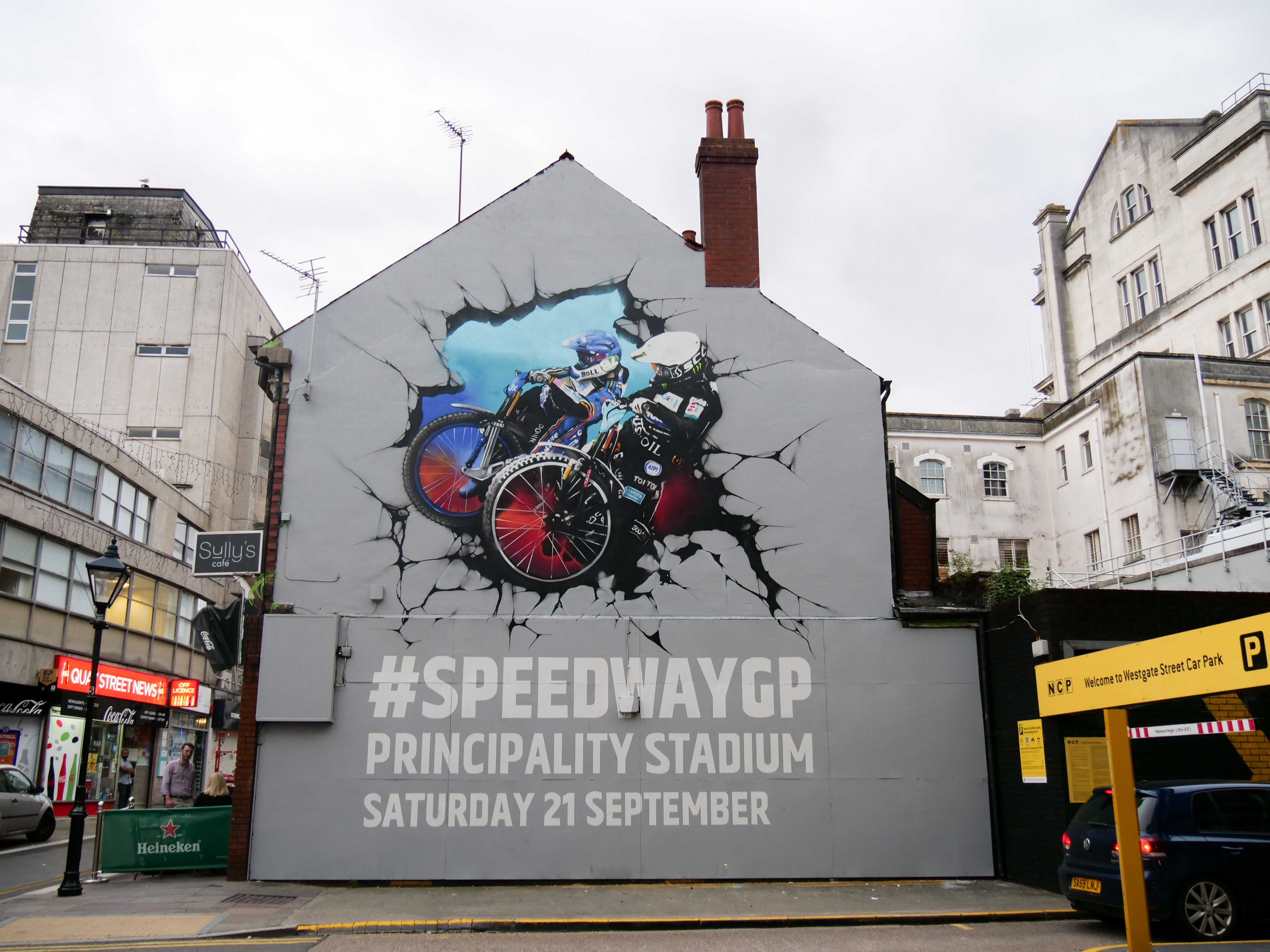 2019 Speedway Grand Prix Cardiff