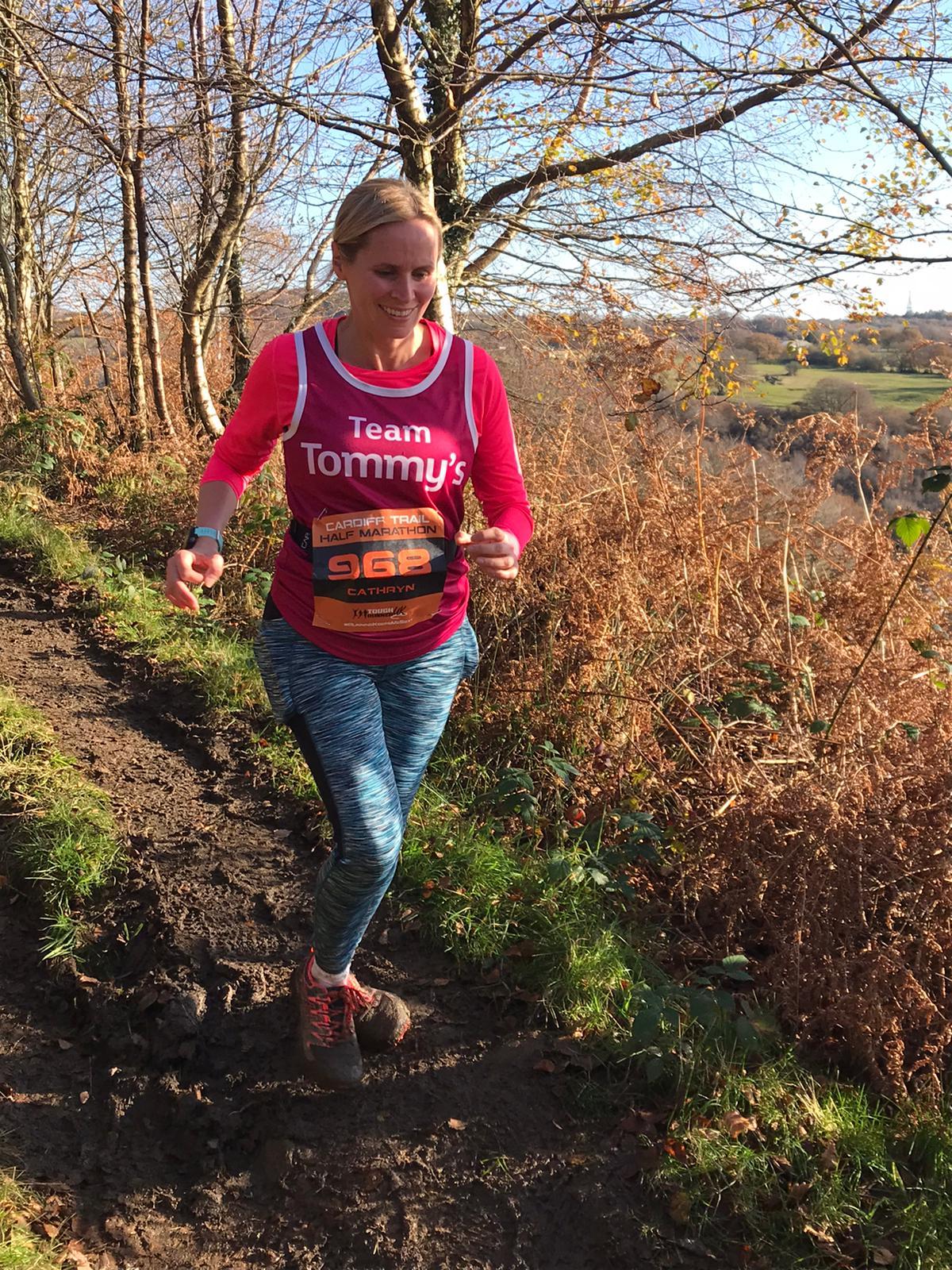 Tough Runner UK Cardiff Trail Half Marathon