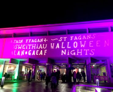 Halloween Nights at St Fagans