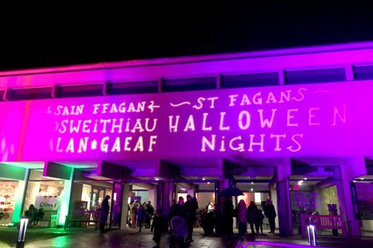 Halloween Nights at St Fagans
