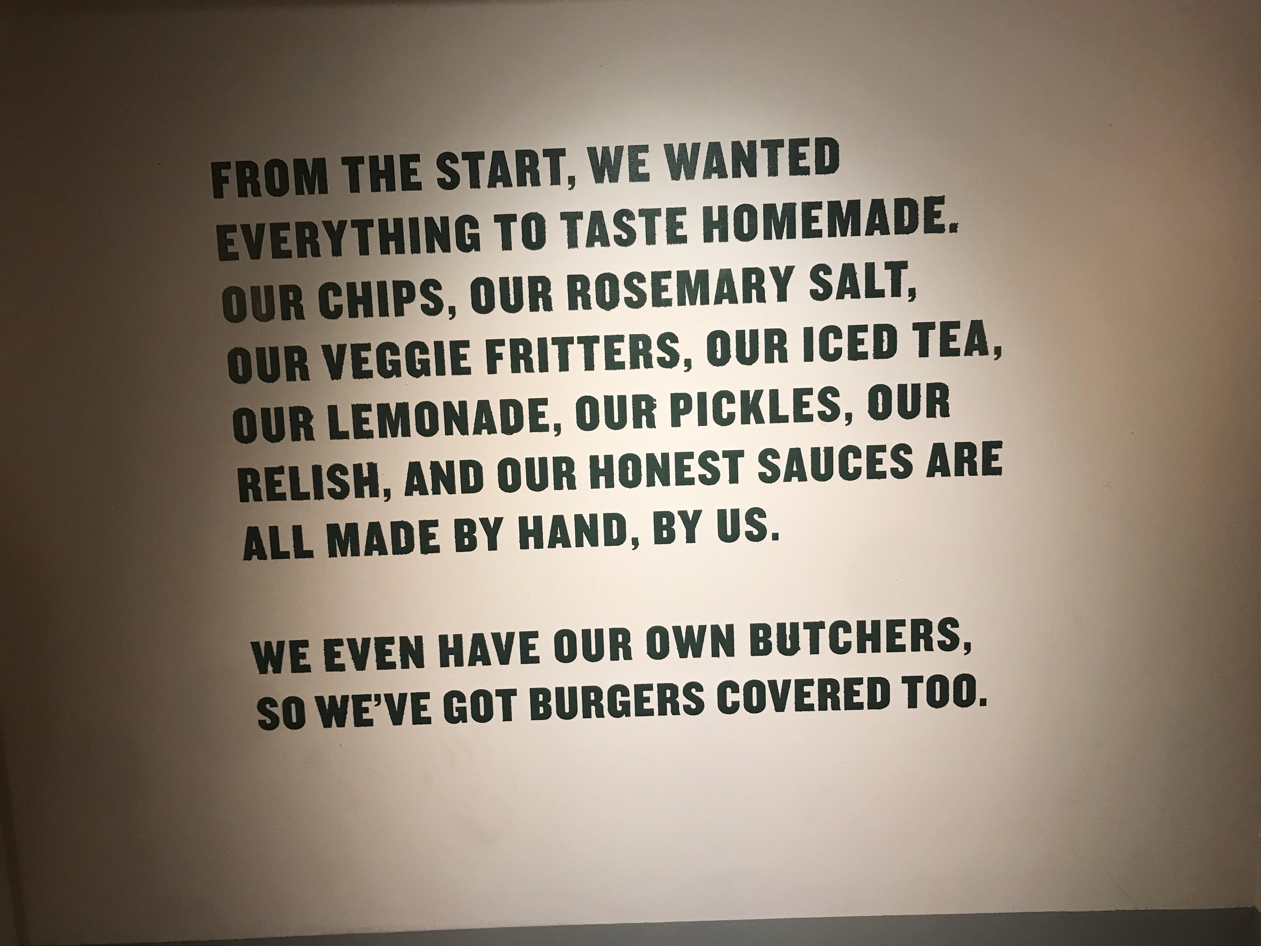 Honest Burgers Cardiff