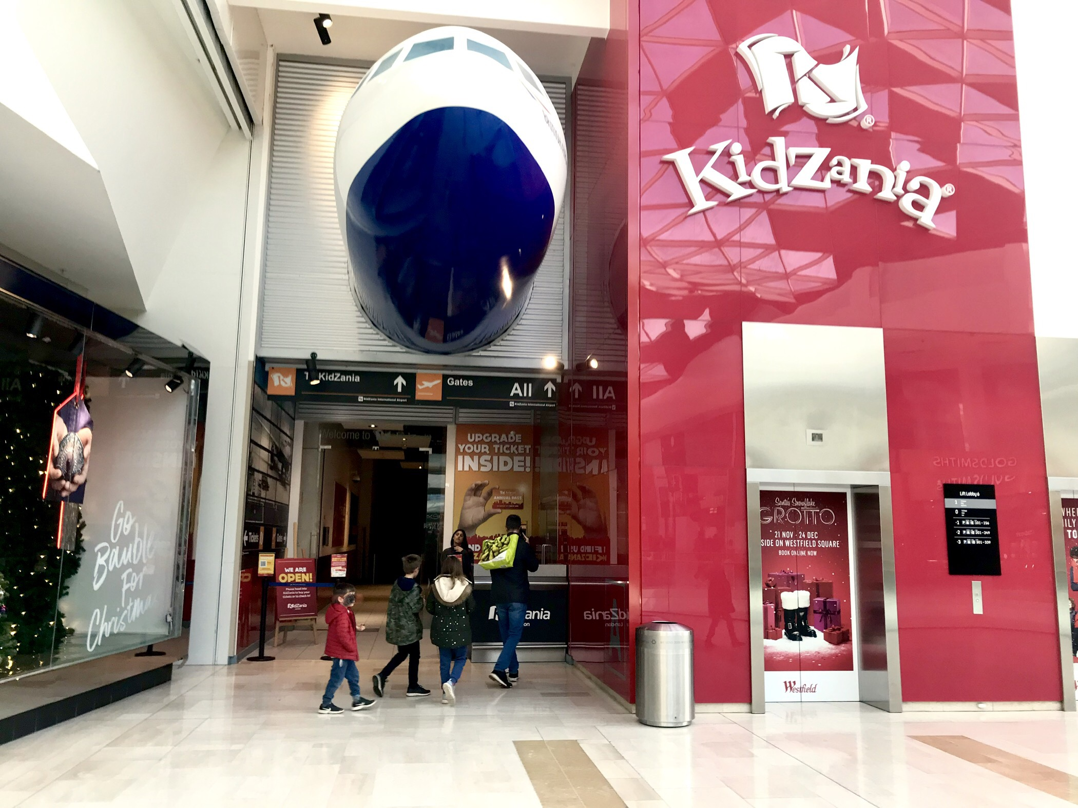Review KidZania London