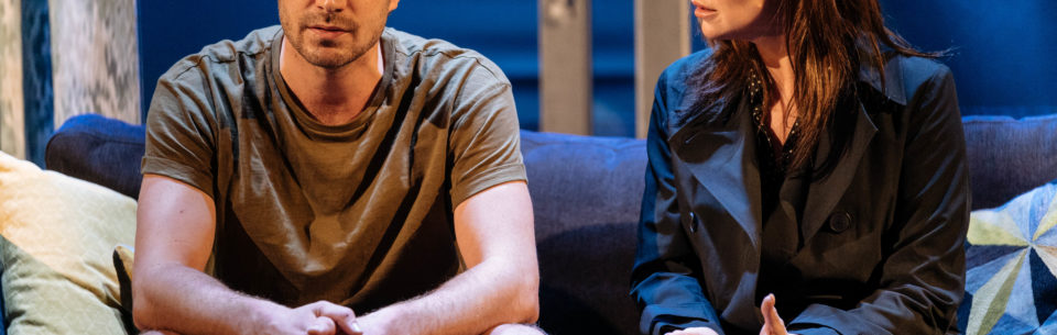 The Girl On The Train theatre review
