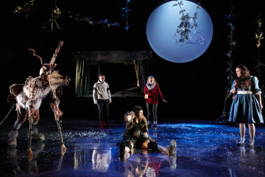 The Snow Queen Sherman Theatre