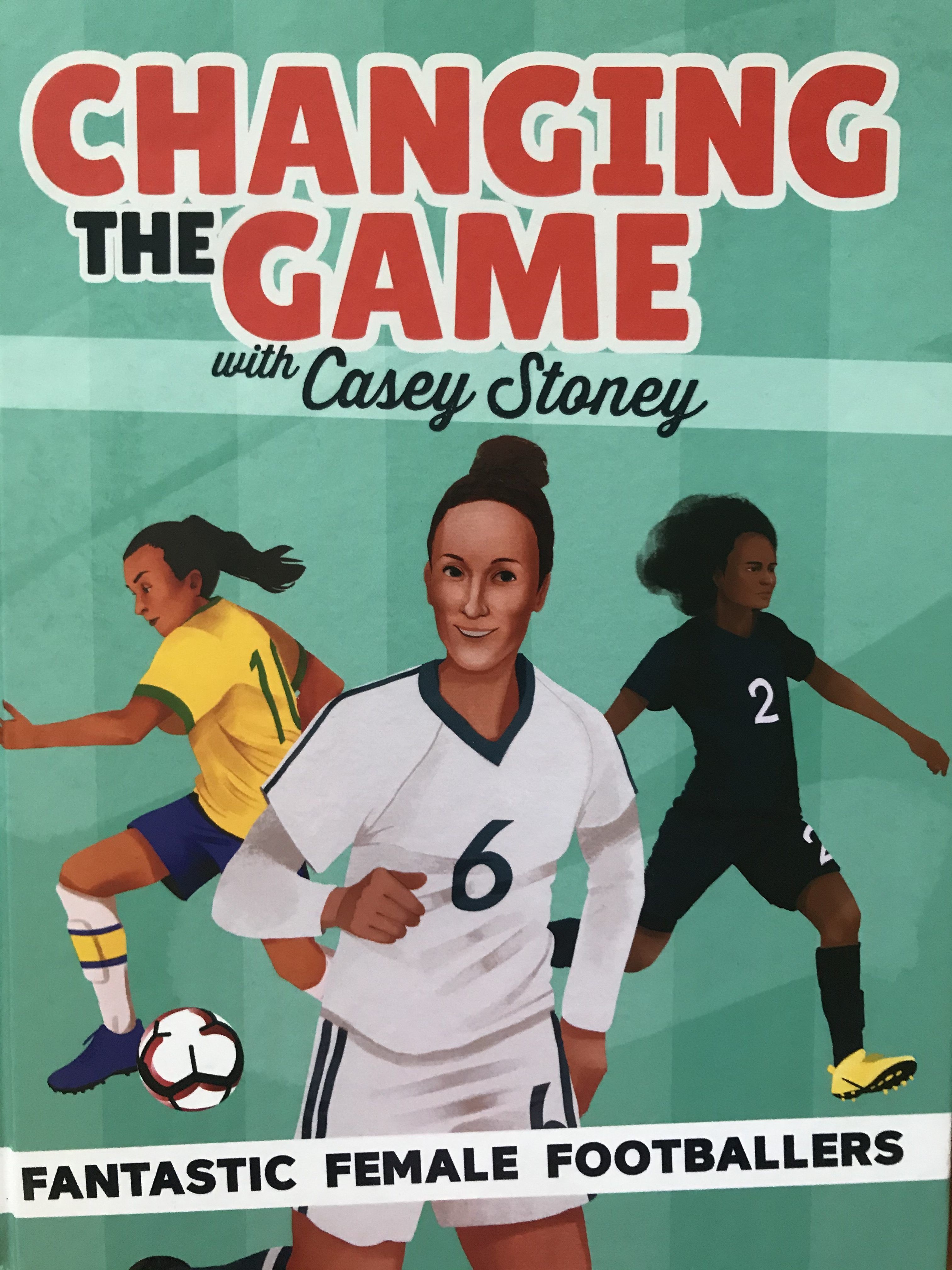 Changing The Game Female Footballers