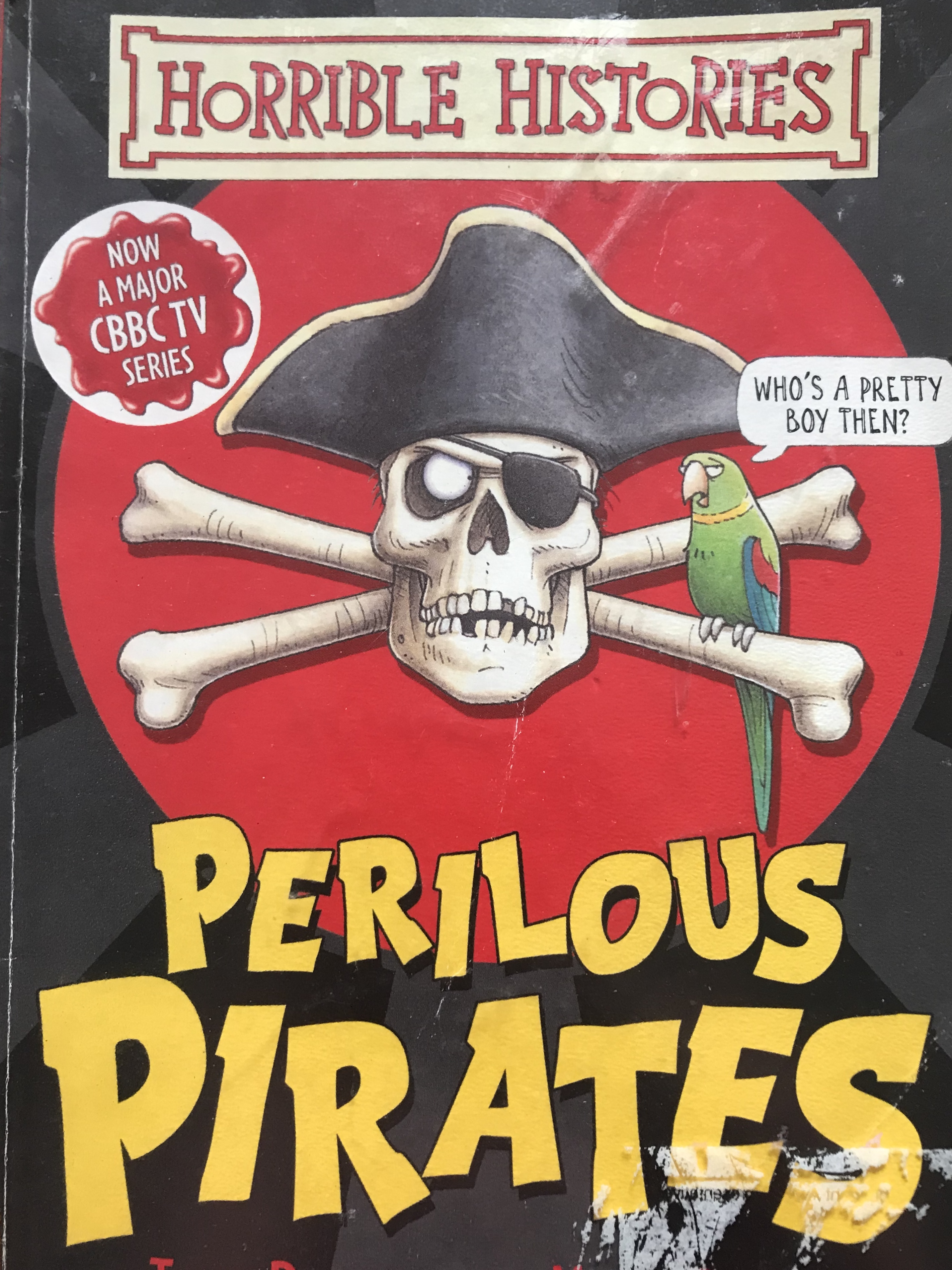 Horrible Histories Perilous Pirates