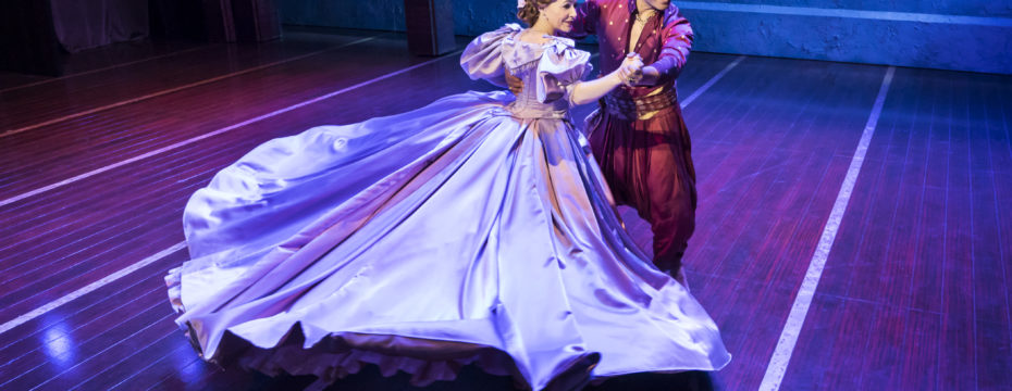 The King and I Wales Millennium Centre UK Tour