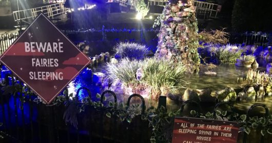 Alexandra's Enchanted Garden Penarth