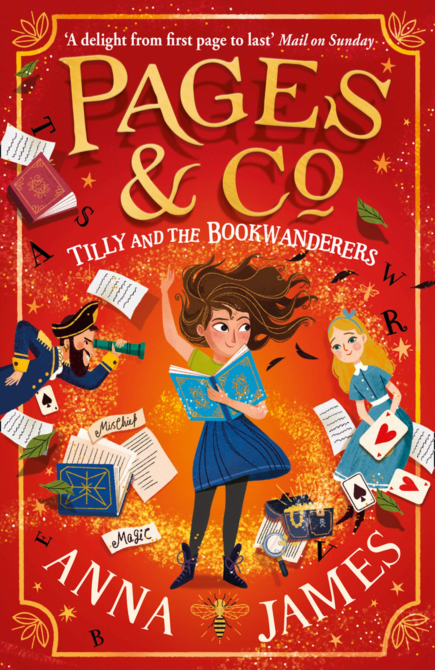Pages & Co: Tilly and the Book Wanderers