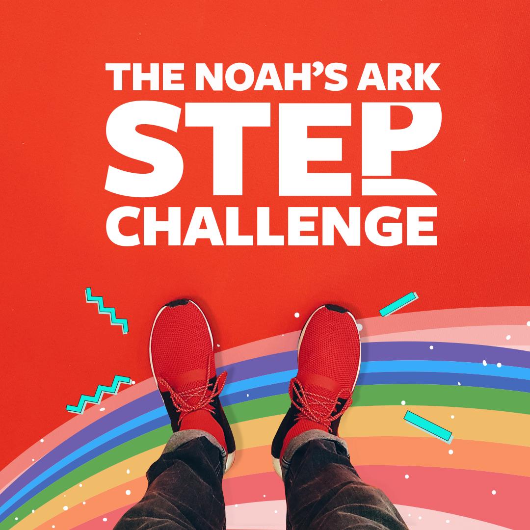Noah's Ark Step Challenge