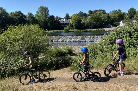 Taff Trail Cardiff - Cardiff Mummy Says