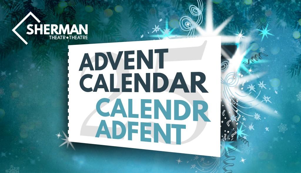 Sherman Theatre Advent Calendar