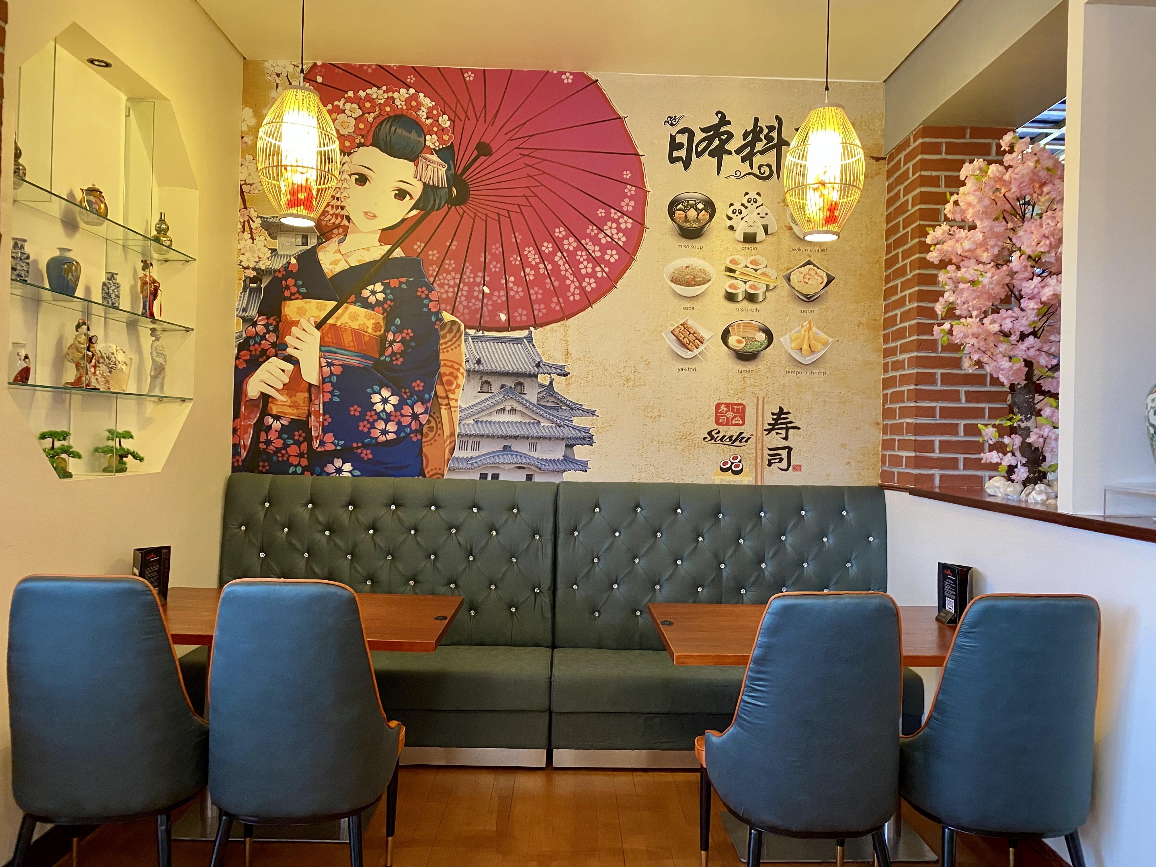 Volcane Japanese Restaurant Cardiff Bay